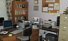 office interior image